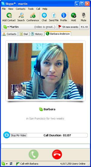 Обучение немецкому языку через Skype