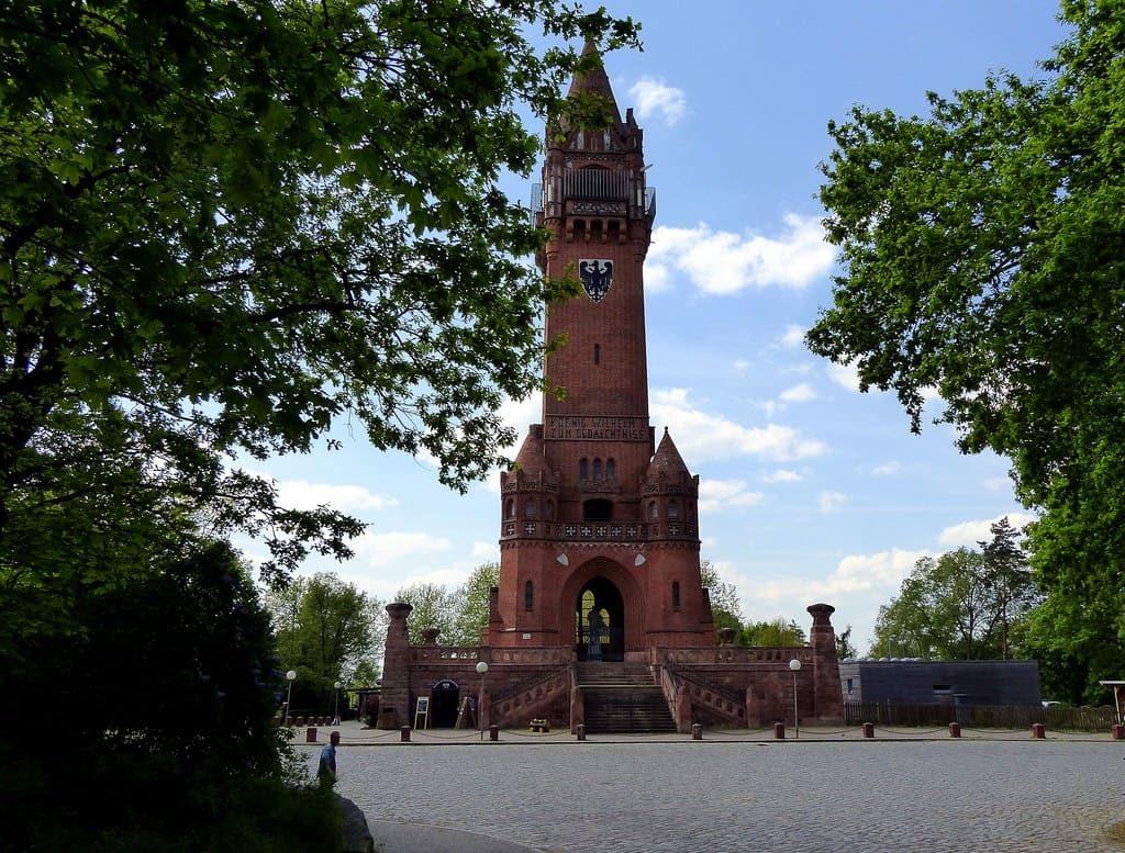 Башня Грюневальд (Der Grunewaldturm)