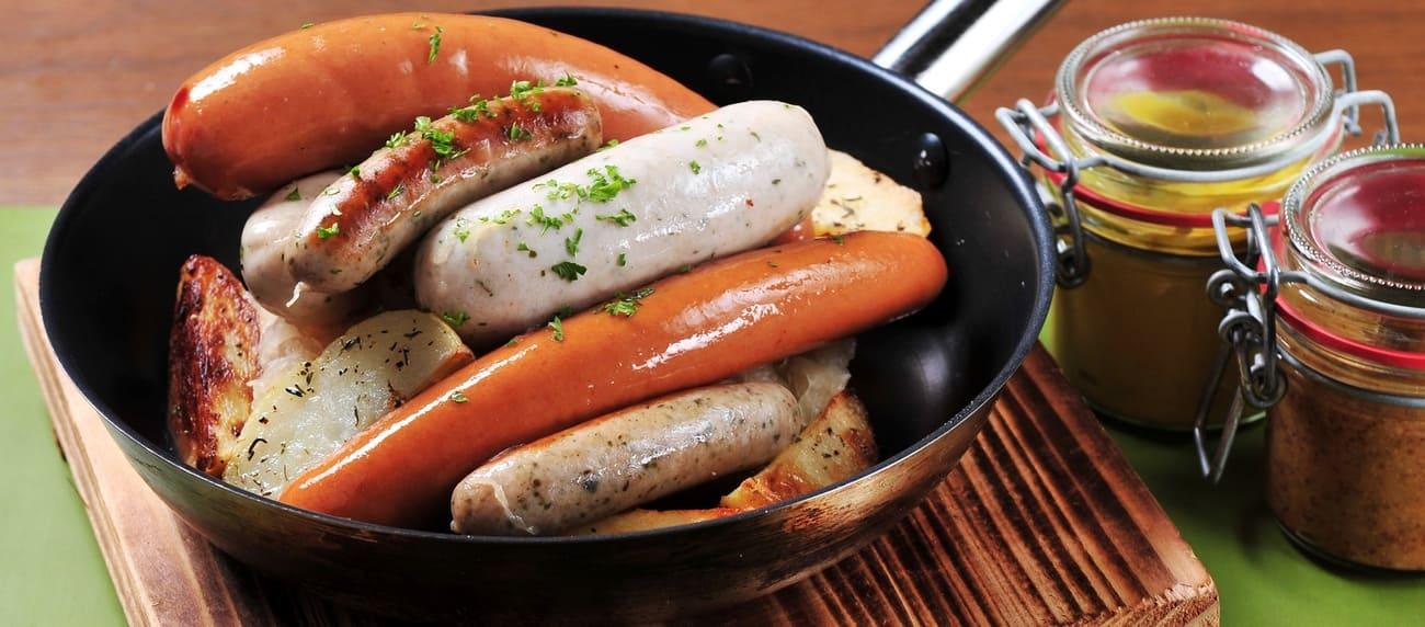 10 Лучших блюд Германии