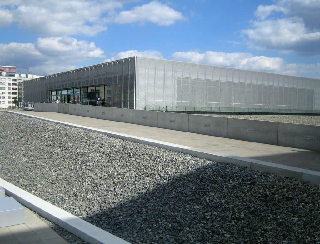 Музей Топография террора