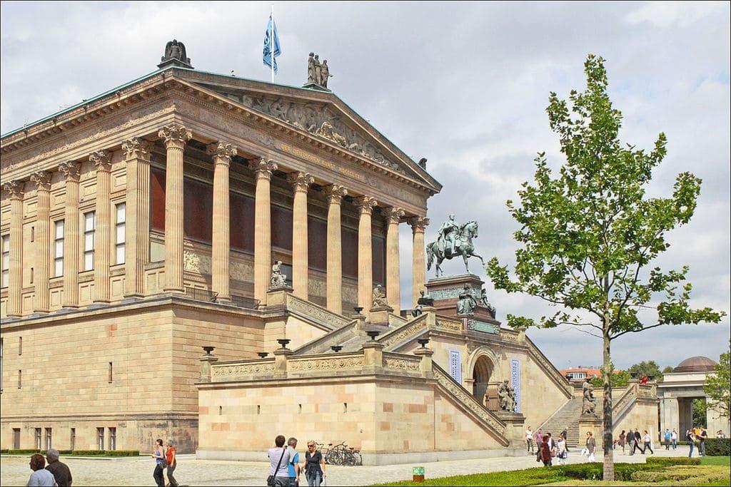 Старая Национальная Галерея Берлин