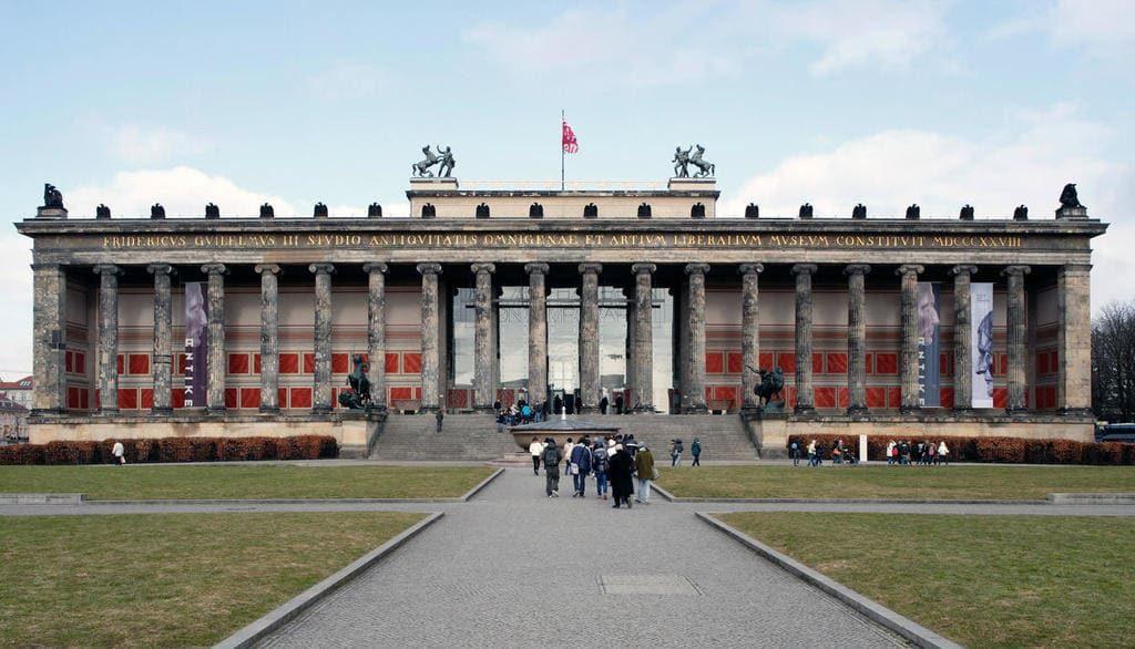 Старый музей Берлина