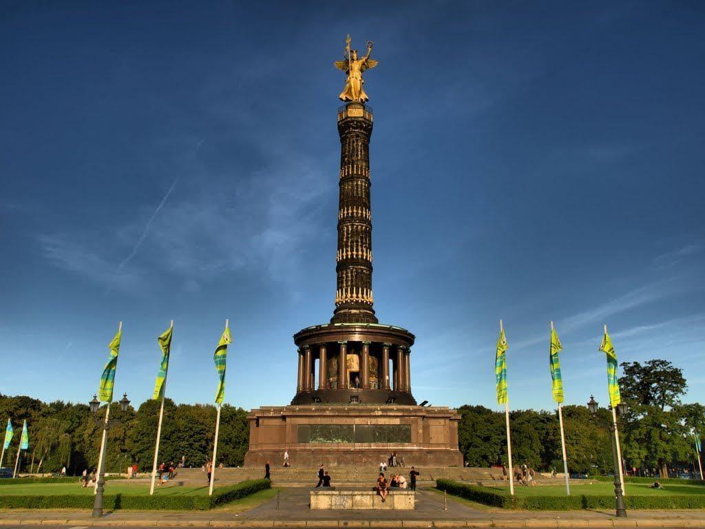 Триумфальная колонна Берлина