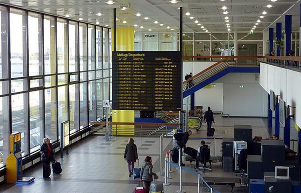 Аэропорт Шенефелд