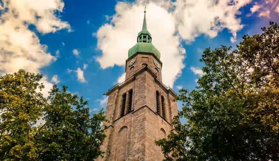 Церковь святого Петра в Дортмунде