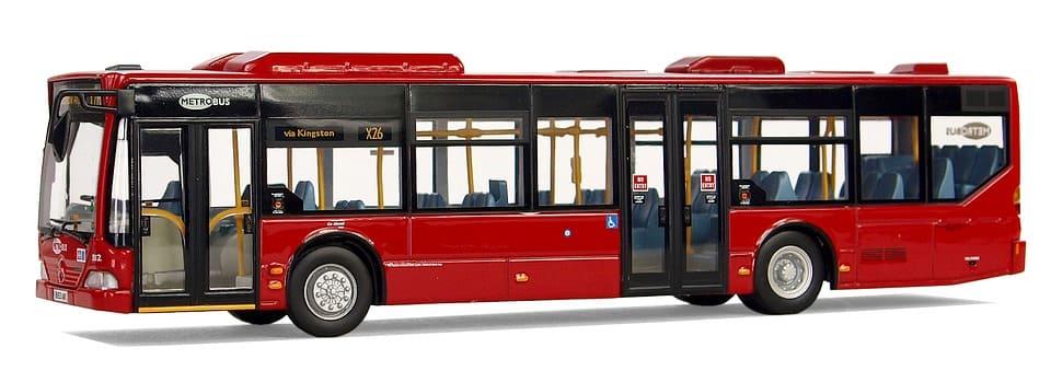Автобусы в Бремене