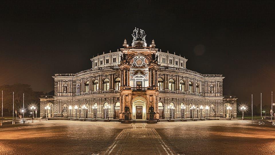 город Дрезден