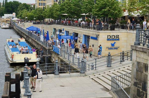 интерактивный музей ГДР