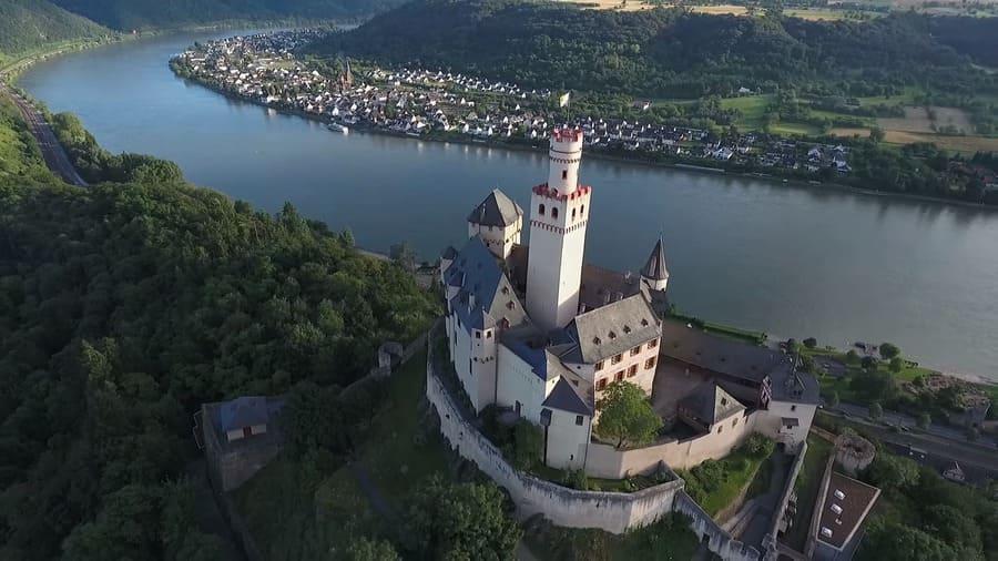 Замок Марксбург