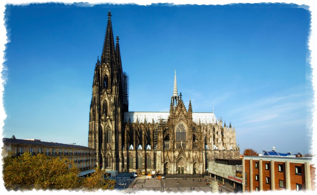 Кельнский собор в Германии - Кельнский Дом
