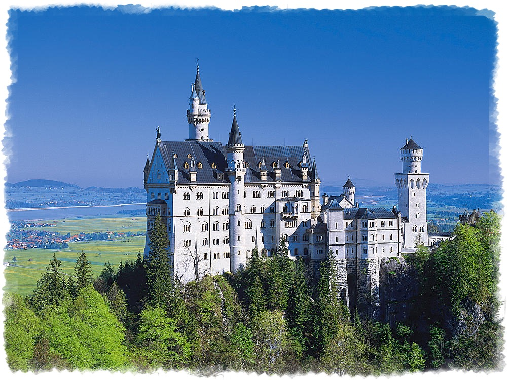 neuschwanstein-v-germanii