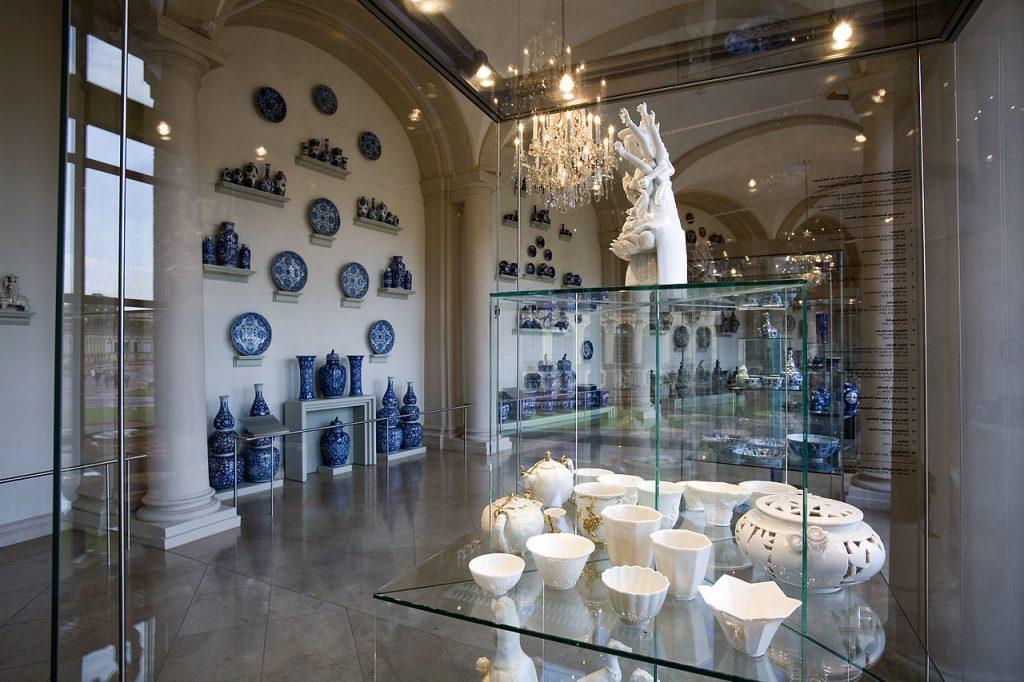 Музей фарфора в Дрездене