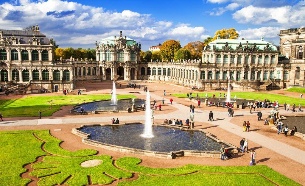 Цвингер в Дрездене